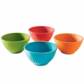 Nordic Ware Prep and Serve Bowl Set, 4 Piece