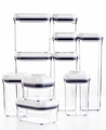 OXO Good Grips 10 Piece POP Container Set, White
