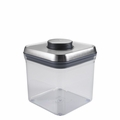 OXO SteeL POP 2.4 Quart Square Container