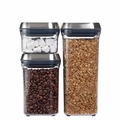 OXO SteeL POP 3 Piece Container Set