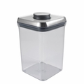 OXO SteeL POP 4 Quart Square Container