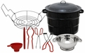 Granite Ware Home Canning 9 Piece Kit with 21.5 Quart Stockpot