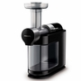 Philips HR189574 Micro Masticating Juicer, Black