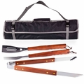 Picnic Time 3 Piece BBQ Tote