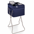 Picnic Time Party Cube Portable Cooler, Navy