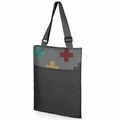 Picnic Time Pixels Vista Outdoor Picnic Blanket Tote