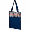 Picnic Time Vibe Vista Outdoor Picnic Blanket Tote