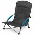 Picnic Time Waves Tranquility Portable Folding Beach Chair