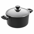 Scanpan Classic 4 Quart Covered Dutch Oven