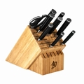 Shun Classic Chef's Knife Block Set, 10 piece