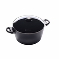 Swiss Diamond Nonstick Stock Pot, 8.5 Quart