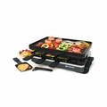 Swissmar KF-77040 Classic 8 Person Raclette Reversible Cast Iron Grill