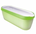 Tovolo Glide-a-Scoop Ice Cream Tub, Pistachio Green