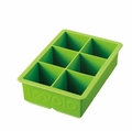 Tovolo King Cube Ice Tray, Lime