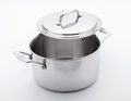 USA Pans 5-Ply Stainless Steel 4 Quart Stock Pot