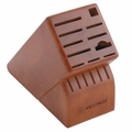 Wusthof 17 Slot Knife Storage Block, Cherry