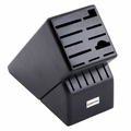 Wusthof 17 Slot Knife Storage Block, Black