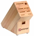 Wusthof 9 Slot Knife Storage Block, Beachwood