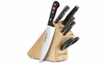 Wusthof Gourmet 7 Piece Knife Block Set