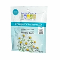 Aura Cacia Aromatherapy Mineral Bath Tranquility - 2.5 oz - Case of 6