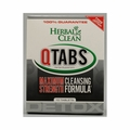 B.N.G. Herbal Clean Detox QTabs Maximum Strength Cleansing Formula - 10 Tablets