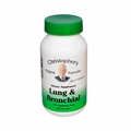 Christopher's Lung and Bronchial - 450 mg - 100 Vegetarian Capsules