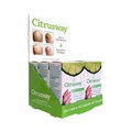 Citrusway Nail Solution Display Center - Case of 6 - 2 oz