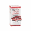 Crystal Essence Mineral Deodorant Towelette - Pomegranate - Case of 48