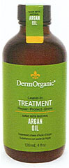 DermOrganic Leave-In Treatment with Argan Oil (4.0 Oz.)