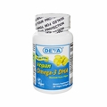 Deva Vegan Omega-3 DHA - 30 Softgels