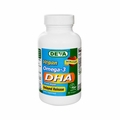Deva Vegan Omega-3 DHA Derived From Algae - 90 Vcaps