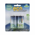 Eco Alkaline Battery - C Cell - Case of 7 - 2 Pack