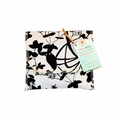 Eco Ditty Sandwich Bag - Whispering Grass Black and White