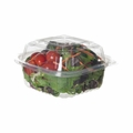 Eco-Products 6 inch Clear Clamshell - Case of 240