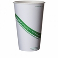 Eco-Products Hot Cup - GreenStripe - 16 oz - 50 ct - Case of 20