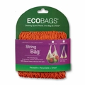ECOBAGS Market Collection String Bags Long Handle - Chili - 1 Bag