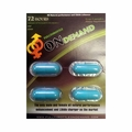 Full Throttle On Demand Natural Male Enhancement - 4 Tablets
