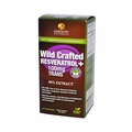 Genceutic Naturals Wild Crafted Resveratrol - 100 mg - 60 Vcaps