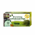 Green-n-Pack Lawn and Leaf Trash Bags - 30 Gallon - 25 Pack