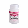 Hobe Labs Energizer Vitamins and Minerals for Hair Nutrition - 60 Tablets