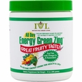 Institute For Vibrant Living All Day Energy Green Zing - Fruit - 10.5 oz