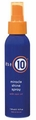 it's a 10 miracle shine spray (4.0 Oz.)