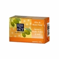 Kiss My Face Bar Soap Olive and Honey - 8 oz