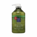 Kiss My Face Bath and Shower Gel Anti-stress Woodland Pine and Ginseng - 32 fl oz