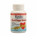 Kyolic Aged Garlic Extract Blood Sugar Balance - 100 Capsules