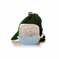 Lafe's Natural Deodorant Crystal Stone With Pouch And Dish - 6 oz