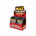 M.D. Science Lab Max Testosterone Male Enhancement - Case of 24 Twin Packs