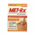 Met-Rx Engineered Nutrition Meal Replacement Chocolate Peanut Butter - 18 Packets
