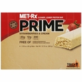 Met-Rx Protein Bar - Prime - Strawberries and Cream - 65 grams - 1 Case