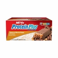 Met-Rx Protein Plus Protein Bar - Chocolate Roasted Peanut - Case of 12 - 85 Grams